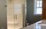 4325 SE Fleming St., Newport, OR 97366 - Master Bath Shower and Vanity