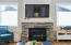 1823 NW 35th Pl., Lincoln City, OR 97367 - Gas Fireplace