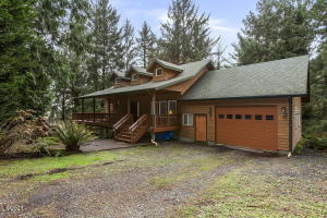 452 SE John Nye Rd, Newport, OR 97365 - Front Of The Home