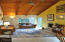 1910 NE 13th St, Lincoln City, OR 97367 - Living Room Ceiling View