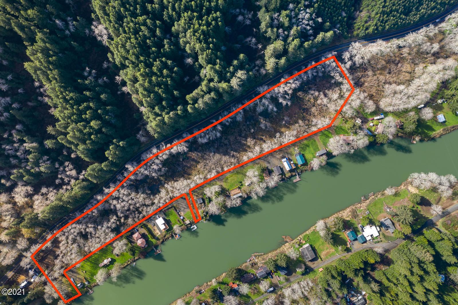7900 BLOCK Siletz Hwy, Lincoln City, OR 97367 - Siletz River Property