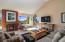 408 Siletz View Ln, Gleneden Beach, OR 97388 - Living Room
