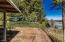 408 Siletz View Ln, Gleneden Beach, OR 97388 - Side Yard/Garden