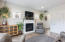3214 NW Quay Dr., Lincoln City, OR 97367 - Gas Fireplace
