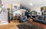 1815 SW Coast Ave., Lincoln City, OR 97367 - Great Room with Loft Above