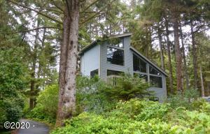1235 SW Walking Wood, Depoe Bay, OR 97341 - West View