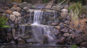 6225 N. Coast Hwy Lot 97, Newport, OR 97365 - front waterfall