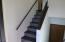 1725 NW Oceanview Dr, Newport, OR 97365 - Stairs by front door