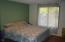 1725 NW Oceanview Dr, Newport, OR 97365 - Upper level Master Bedroom