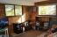 1725 NW Oceanview Dr, Newport, OR 97365 - Lower level  living space/den