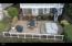 1815 SW Coast Ave., Lincoln City, OR 97367 - Deck from Aerial