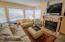 25 Clarke St, Depoe Bay, OR 97341 - Ocean View living room