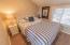 25 Clarke St, Depoe Bay, OR 97341 - Blue Cabana Bedroom