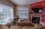 25 Clarke St, Depoe Bay, OR 97341 - Coral Cabana Living Area