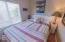 25 Clarke St, Depoe Bay, OR 97341 - Coral Cabana Bedroom