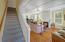 371 Kinnikinnick Wy, SHARE C, Depoe Bay, OR 97341 - Staircase