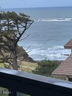 301 Otter Crest Dr, 274-75, Otter Rock, OR 97369 - View from deck