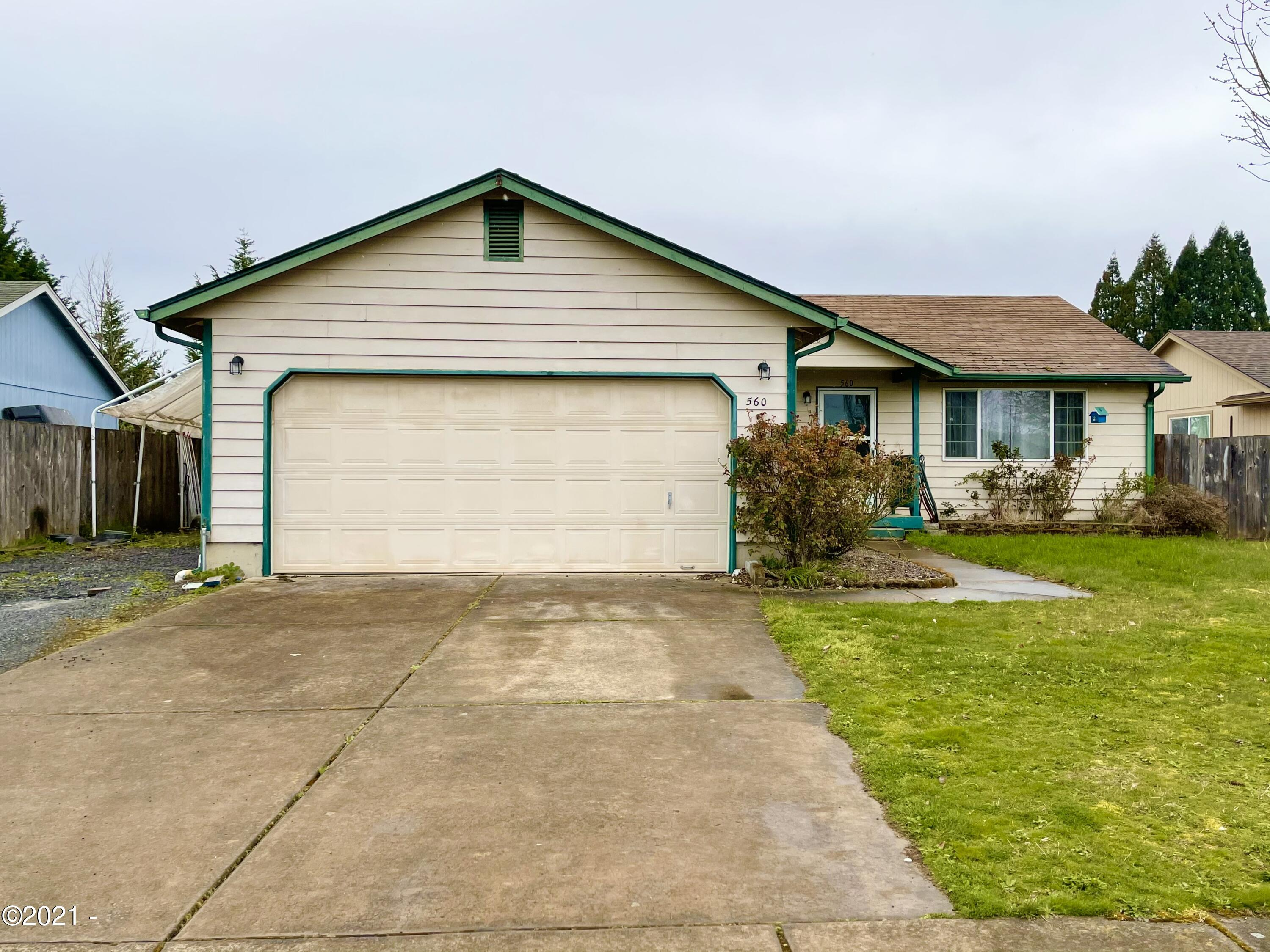 560 Mccall Way, Philomath, OR 97370