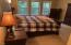 107 Salishan Dr, Gleneden Beach, OR 97388 - Downstairs Master Bed