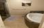 107 Salishan Dr, Gleneden Beach, OR 97388 - Upstairs tub and shower