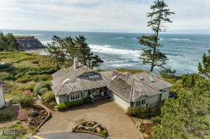 246 Sea Crest Way, Otter Rock, OR 97369 - Front Of The Home