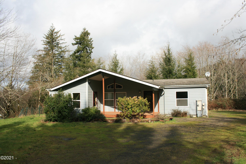 215 N Deer Dr, Otis, OR 97368 - House Front View