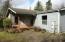 215 N Deer Dr, Otis, OR 97368 - House Front Offset