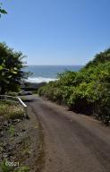 6900 BLK NE Neptune Dr, Lincoln City, OR 97367 - Beginning of the access