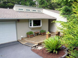 158 SW The Pines Dr, Depoe Bay, OR 97341 - Front