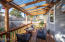 45 NW Sunset St, Depoe Bay, OR 97341 - Back deck covered for protection