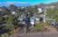 45 NW Sunset St, Depoe Bay, OR 97341 - Drone overhead