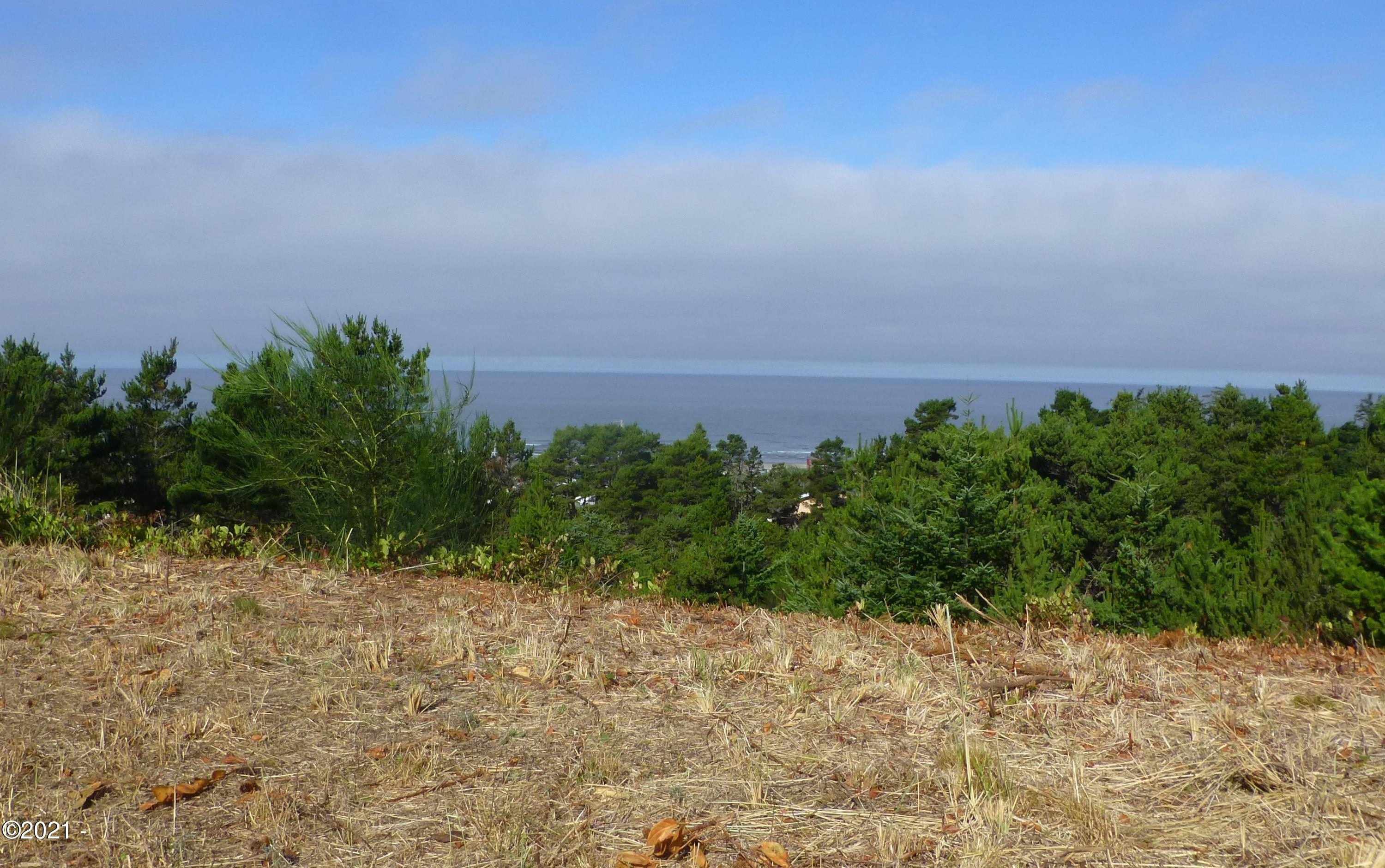LOT 5 Lotus Lake Drive, Waldport, OR 97394 - Westerly View