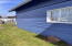 225 NW Spruce St, Waldport, OR 97394 - Side yard