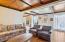 5770 N Hwy 101, Yachats, OR 97498 - Main House Living Room
