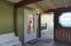 10695 NW Juniper St, Seal Rock, OR 97376 - Deck & back door