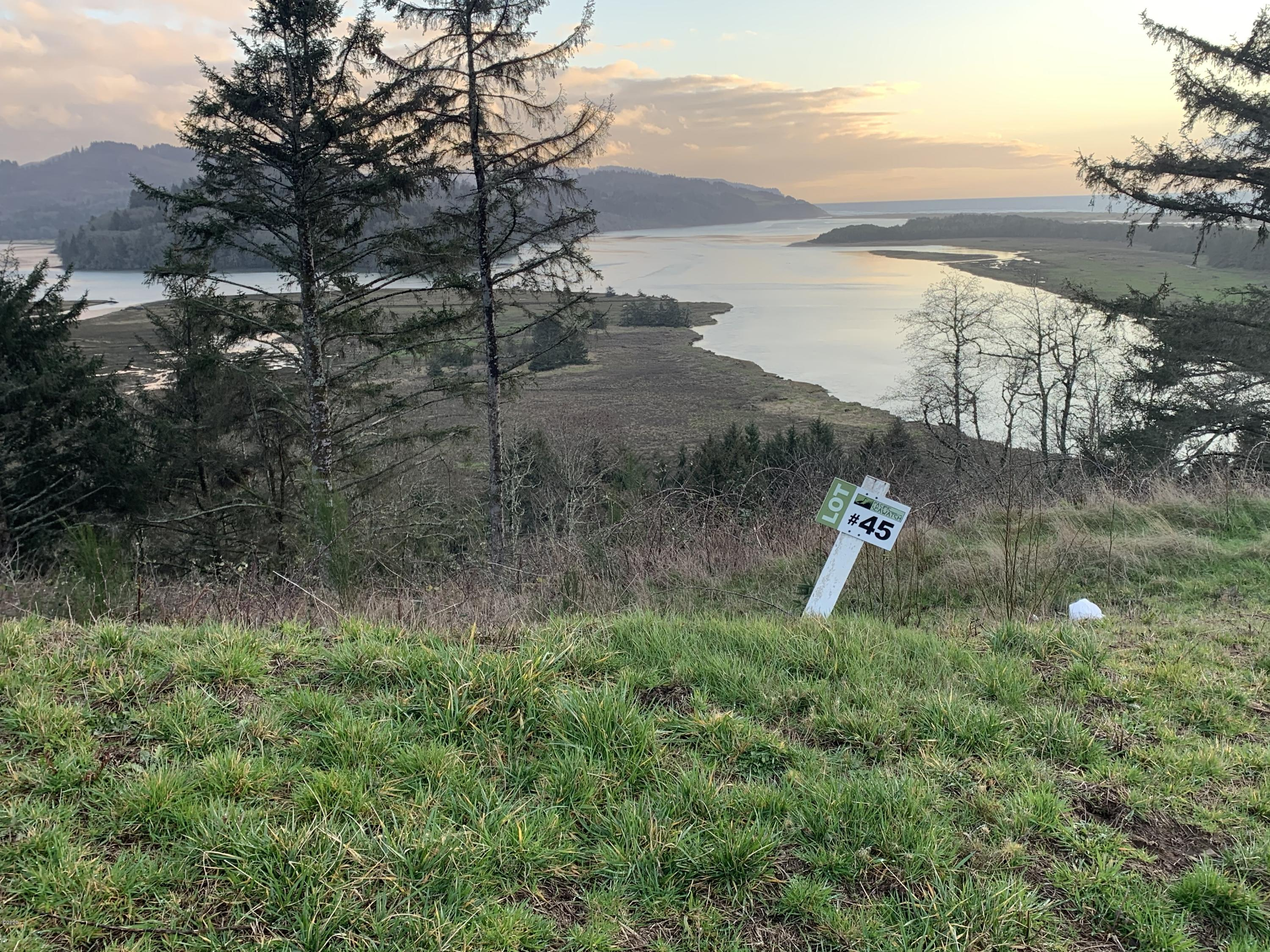 LOT 43 Kingfisher Loop, Pacific City, OR 97135 - View from Lot 43