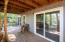 2118 NE Indian Shores Dr, Lincoln City, OR 97367 - Lower deck