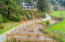 199 N Wolkau Rd, Seal Rock, OR 97376 - Driveway Up to Ranch House