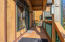 3420 NW Oceanview Dr., #C, Newport, OR 97365 - Covered Porch
