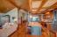 475 SW Coast Ave, Depoe Bay, OR 97341 - looking back through custom kitchen