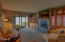 475 SW Coast Ave, Depoe Bay, OR 97341 - lower level family room