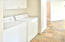 3635 NE 50th St, Lincoln City, OR 97367 - Laundry off Kitchen