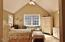 9466 Yachats River Rd, Yachats, OR 97498 - Vaulted Master Bed Room
