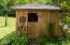 9466 Yachats River Rd, Yachats, OR 97498 - Garden shed