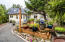 150 NW Lancer St, Lincoln City, OR 97367 - Fully Landscaped Back Yard