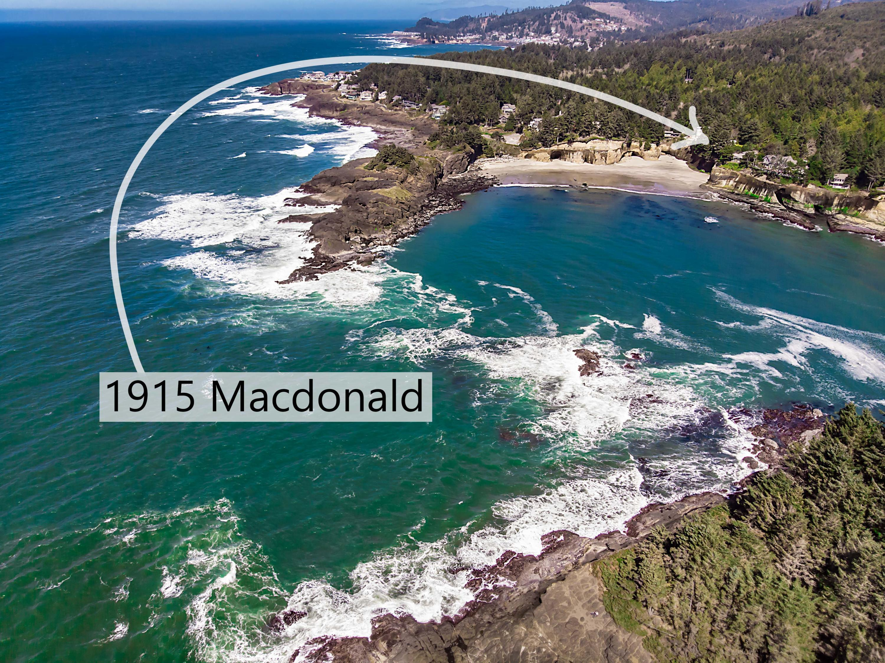 1915 SW Mcdonald Ave, Depoe Bay, OR 97341 - 1915 SW McDonald