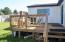 155 Pearl St, Gleneden Beach, OR 97388 - Back Deck