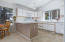 435 SW Edgewater, Depoe Bay, OR 97341 - Dining with Slider to Deck