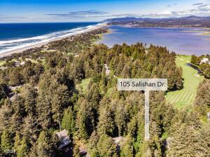 105 Salishan Dr, Gleneden Beach, OR 97388 - 18th Fairway lot