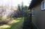 1236 SE Pine St, Toledo, OR 97391 - North yard